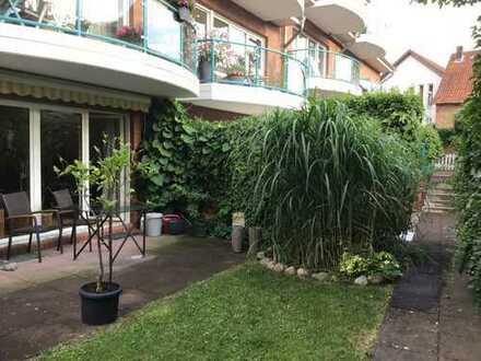Wunderschöne & lichtdurchflutete Wohnung im Herzen von Barsinghausen