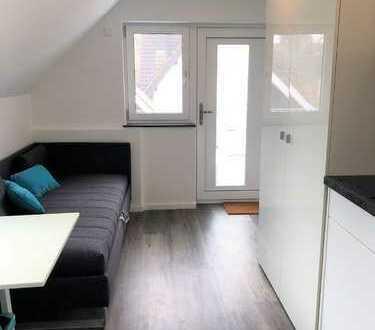 Neuwertige helle möblierte Apartments in zentraler Lage von Trudering!!! Ab sofort frei!!!