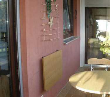 **wunderschöne Eigentumswohnung im Erdgeschloss mit Balkon und Blick auf den Garten **Preis VB**