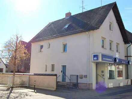 Wohn- und Geschäftshaus in zentraler Lage von Rülzheim- Für Kapitalanleger geeignet -