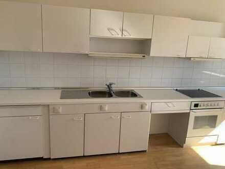 Geschmackvolle 3-Raum-Wohnung mit Balkon und EBK in Germering