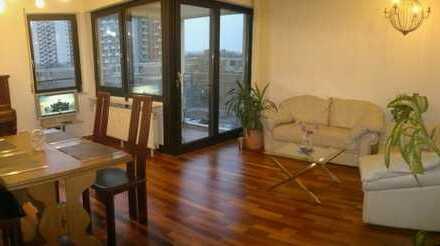 Schöne helle 2-Zimmer-Wohnung mit Balkon und EBK in 55129 Mainz (Provisionsfrei )