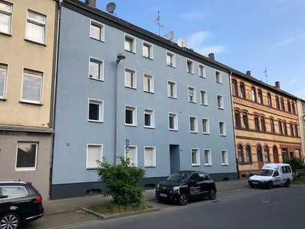Nur mit WBS - renovierte EG Wohnung sucht einen neuen Mieter!