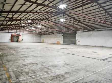 Celle: Hallen- / Lagerflächen mit Büro-und Sozialtrakt in verkehrsgünstiger Lage