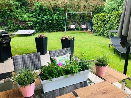 Moderne Maisonette-Wohnung in der Aplerbecker-Mark, mit eigenem Garten.