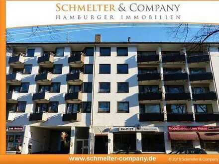 Zentral und lebendig wohnen: Eigentumswohnung mit Balkon