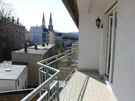 Schöne 2-Zi-Wohnung Stadtmitte mit großem Balkon