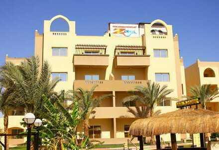 "16 Apartments in 4* Hotel ""Nubia Aqua Beach Resort""/Hurghada"