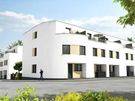 """""""KfW-55""""-Stadthaus (förderfähig) mit Dachterrasse – * Haus 8 *"""