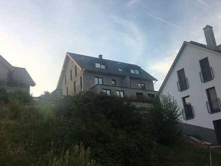 Erstbezug: freundliche 3-Zimmer-Wohnung in Laufach