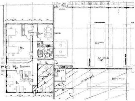 21_VH3605 Moderne Hallenfläche mit Büroeinheit / Regensburg-Ost