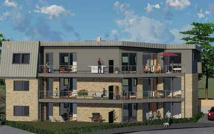 Wohnung 6: 2 Zimmer im Dachgeschoss mit ca. 67 m²