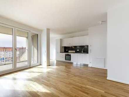 SONNIGE 2 Zimmer Wohnung mit Balkon & EBK!