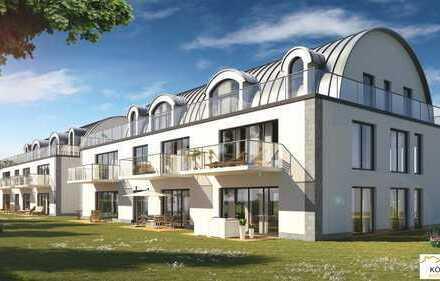 Moderne Neubau Eigentumswohnung im 1.OG mit Balkon