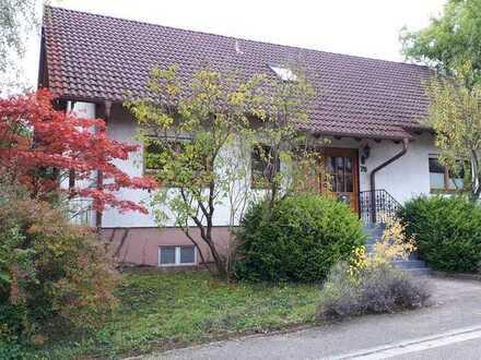 4-Zimmer-Wohnung, Küche,Bad, Gäste WC, Hobbyraum, großer Garten, Feldrandlage, Annweiler am Trifels