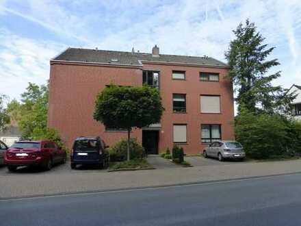 Individuelle 2-Zi.-Dachgeschoss-Wohnung mit tollem Balkon in Moers am Jungbornpark