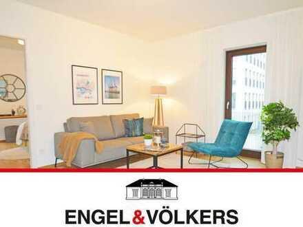 Charmante Wohnung im Harburger Binnenhafen!