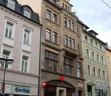 Plauen, Fußgängerzone: Wohnkultur pflegen in einer 4-Zimmer-Jugendstilwohnung