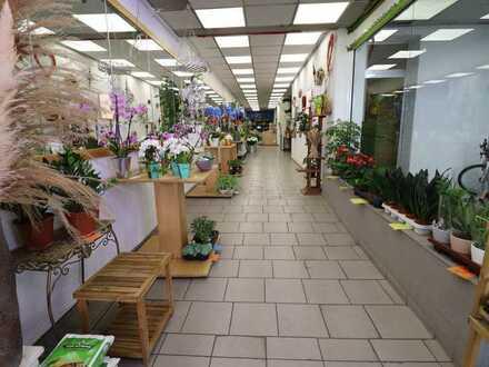 Geräumiges Ladengeschäft in der Fußgängerzone in Ludwigshafen