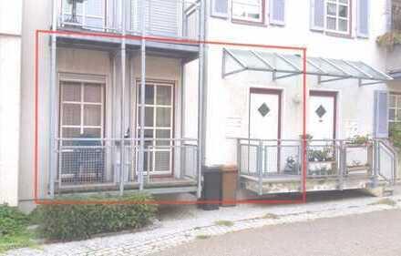 Renovierte 1-Zimmer Wohnung nahe Würth zur Neuvermietung!!