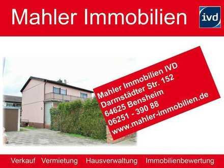 Familienfreundliches Wohnen - Einfamilienhaus mit Garage in Einhausen