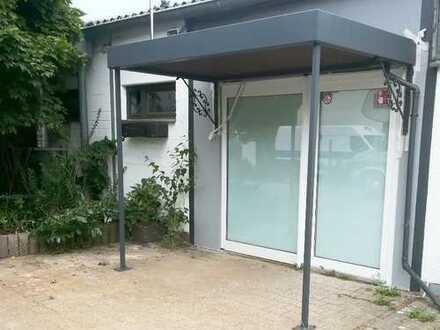 !!!Vielseitig nutzbare Gewerbefläche mit eigenem Eingang im Gewerbegebiet von Mühlheim!!!