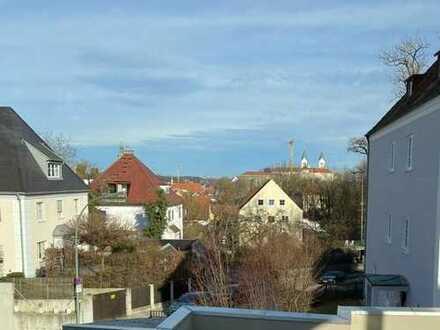 Erstbezug: exklusive Gartenwohnung in bester Lage mit Blick auf Domberg und Altstadt