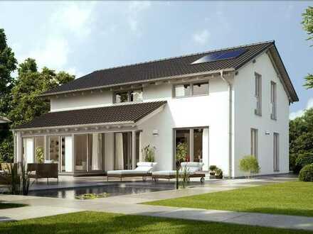 Neubauprojekt in Buggingen-Seefelden. Bezugsfertige Herstellung