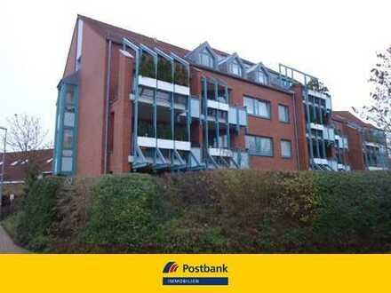 Geräumige Zweizimmerwohnung im Erdgeschoss mit Terrasse und Stellplatz in Gehrden