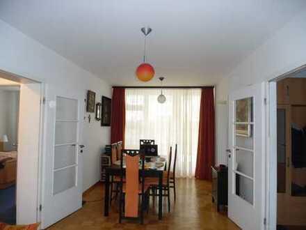 Siemensstadt/Spandau,gepflegter Neubau,3 Zimmer,90m²Wohnfl.1.OG./Lift,Ebk.Bad,Terrasse+Balkon