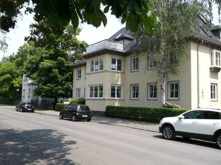 6 Zimmer mit Balkon und Garten