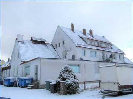 JETZT ZUGREIFEN- DEUTLICHE PREISREDUZIERUNG!! 6 Fam. Haus mit Gewerbefläche in Kaufbeuren- Neugablon