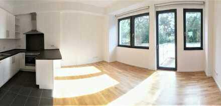 FREIE SICHT INS GRÜN - 3 Zimmer mit Balkon in der Königsheide