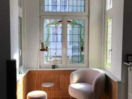 Exklusive 5 Zimmerwohnung in Jugendstilgebäude