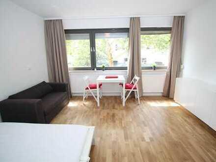 1 Zimmer nahe S-Bahn - Modern saniert