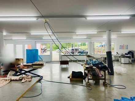 Repräsentative Gewerbeflächen  Verkauf, Werkstatt, Lager, leichte Produktion
