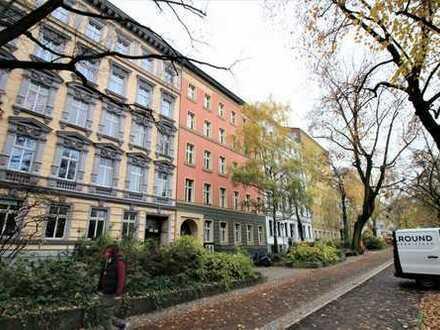 Kreuzberg: Bezugsfreie Gewerbefläche zwischen Bergmannkiez und Viktoriapark, Souterrain, ca. 127 m²