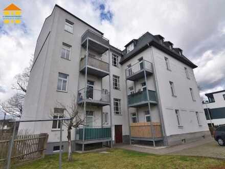 sehr schöne 2-Raum-Wohnung in Chemnitz