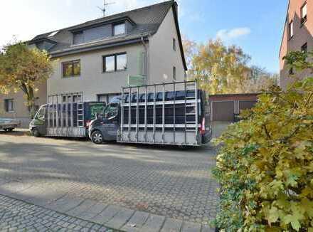 Freundliche 3-Zimmer-Wohnung zur Miete in Hürth