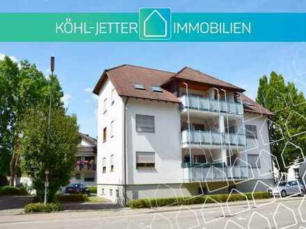 Ideale Kapitalanlage! Gepflegte 1,5 Zi.-Whg. in Balingen-Frommern!