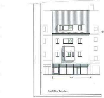 barrierefreie Wohnungen ca. 480m²