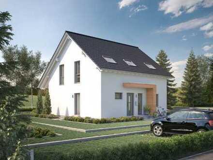 Bauen Sie ihr individuell gestaltetes Traumhaus in Butzbach und Umgebung - auch ohne Eigenkapital!