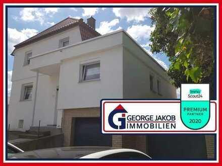 GEORGE JAKOB IMMOBILIEN: Freistehendes 1-2 Familienhaus in zentraler Lage!