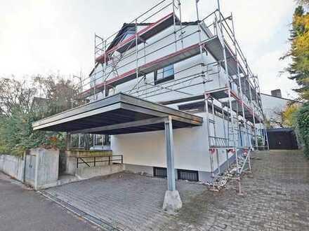 Sanierte Doppelhaushälfte in zentraler Lage von S-Vaihingen!