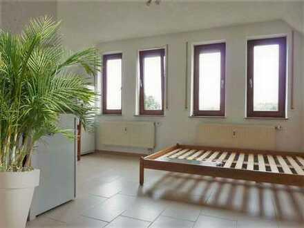 Möbliertes 1-Zimmer-Apartment mit EBK in Steinenbronn