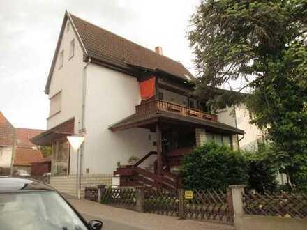 ANLAGE oder Generationenhaus- MFH mit Laden im Zentrum von Rauenberg-Dielheim