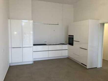 Erstbezug nach Sanierung mit Einbauküche und Balkon: ansprechende 4-Zimmer-EG-Wohnung in Forchheim