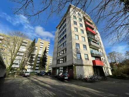 Helle 3-Zimmer-Wohnung mit Balkon kurzfristig beziehbar!