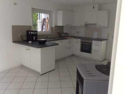 Sanierte 3,5-Raum-Wohnung mit Terrasse und Einbauküche in Albbruck