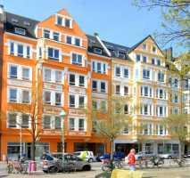 2-Zimmer Wohnung mit Einbauküche/Terasse/Citylage